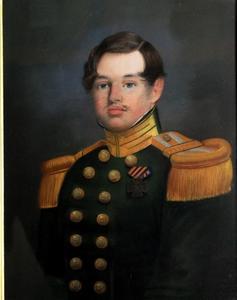 Portret van Martinus van Doorninck (1813-1867)