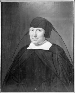 Portret van Beatrix Gybels (1595-1655)