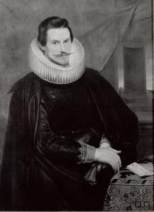 Portret van Joris Vekemans (1590-1625)