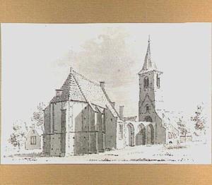 De hervormde kerk te Gendt