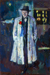 Portret van Lodewijk Ali Cohen ((1895-1970)