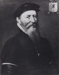 Portret van Jan (Teding van) Berkhout (1516-1587)