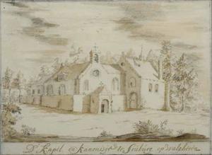Kapel bij Souburg op Walcheren