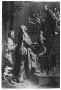 De eerste tempelgang van Maria (21 november)