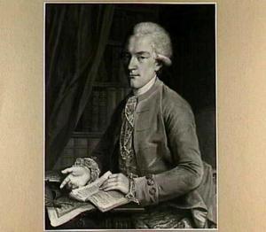 Portret van Mr. Johan Meerman (1753-1815)