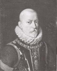Portret van Luis de Requessens y Zuñiga (1527-1576)