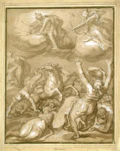 De dood van de kinderen van Niobe