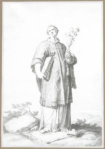 De H. Adalbertus van Egmond, een van de twaalf bisschoppen van Utrecht