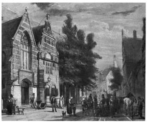 De Westerkerk te Enkhuizen