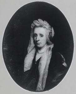 Portret van Aarnoudina van Beaumont (1635-1702)