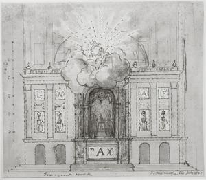 Decoratie ter ere van het de Vrede van Amiens