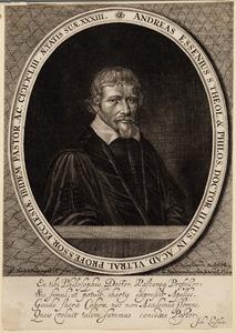 Portret van Andreas van Essen (1618-1677)
