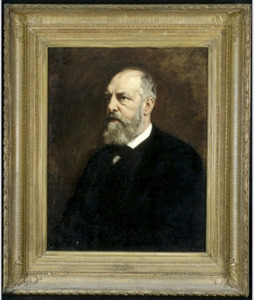 Portret van N.J.B. (Nicolaas Jacob Bernard) Kappeyne van de Coppello (1818-1882)