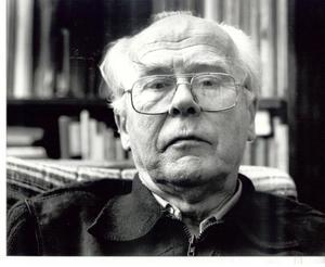Portret van César Domela