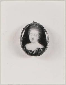 Portret van waarschijnlijk Anna Stuart (1665-1714)