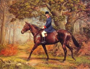 Zijne Koninklijke Hoogheid de Prins van Wales op Candlewick
