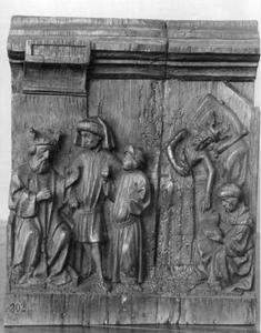 De droom van koning Nebukadnessar