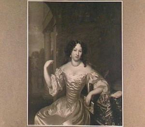 Portret van Jacoba Margaretha van Hardenbroek (1645-1705)