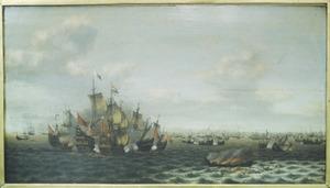Slag bij Duins, 21 oktober 1639