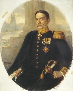 Portret van Willem Pieter van Bylandt (1853-1924)