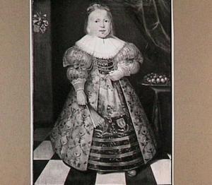 Portret van Ymck van Pfaffenrode (1629-1677)