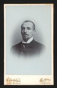 Portret van Wander Johannes de Haas (1878- )
