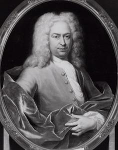 Portret van Alexander Carel Philip van Wachendorff (1665-1757)