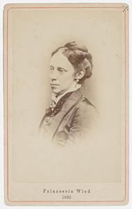 Portret van Marie van Oranje- Nassau (1841-1910)
