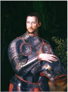 Portret van Cosimo I de' Medici