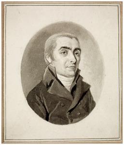 Portret van Willem Antony Ockerse (1760-1826)