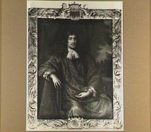 Portret van Jacob Dircksz. van Foreest (1640-1708), echtgenoot van Maria Sweerts