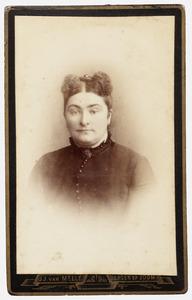 Portret van Johanna Petronella Verheijen (1852-1914)