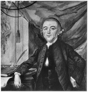 Portret van Willem van der Jagt (1727-1805)