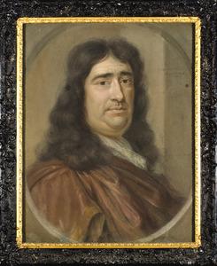 Portret van Jacob Nachtegaal (1648-1718)