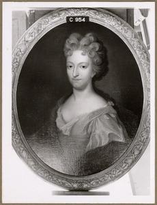 Portret van Anna Cornelia Martina van Baerle (1680-1734)