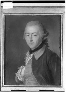 Portret van Diederik Jacob van Tuyll van Serooskerken (1744-1773)