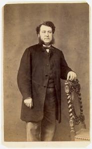 Portret van Herman Arnoldus Crommelin (1831-1892)