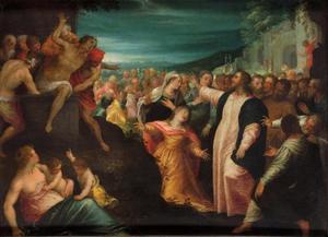 De opwekkiing van Lazarus