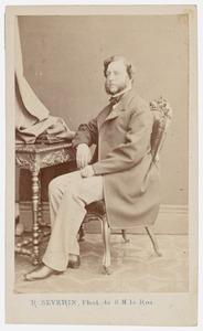 Portret van J.W. van Zuylen van Nievelt
