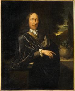 Portret van Adriaan de Lange (1633-1693)