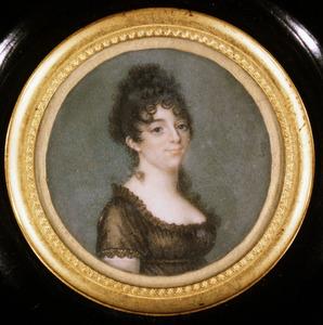 Portret van Arnoudina Berendina Wilhelmina van Westrenen (1787-1837)