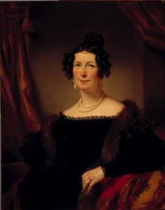 Portret van Jacoba Elisabeth Swarts (1799-1869)