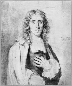 Portret van Charles Drelingcourt (1633-1697)