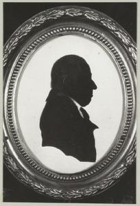 Portret van Carel Jan Galle (1737-1811)