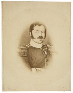 Portret van Albrecht Nicolaas van Aerssen Beijeren van Voshol (1786-1834)