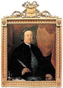 Portret van Pieter Gerritsz. Vis