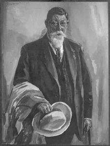 Portret van de heer G.A.M. de Bruyn (1857-1935)