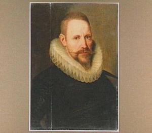 Portret van een onbekende 52-jarige man
