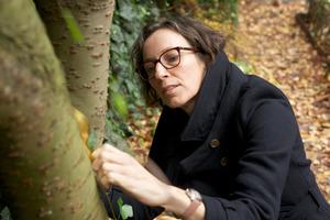 Portret van Irene Fortuyn