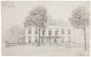 Hotel Huis ten Bosch bij het Liesbos bij Breda